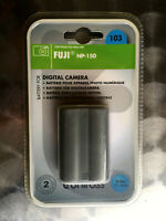 TOP AKKU FÜR Fuji NP-150 Fujifilm Finepix S5 Pro NP150 Batterie