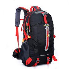 40L Waterproof Outdoor Sports Backpack Travel Hiking Camping Rucksack Bike Bag