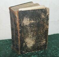 Die Bibel oder die ganze Heilige Schrift  des alten und neuen Testaments 1843