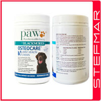 PAW Osteocare Joint Health Chews with Glucosamine (500gms) Dog Dogs Pet