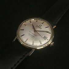 Vintage Omega Automatic Seamaster Deville Wristwatch