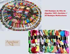 Madeira hilos de seda Espiral Pack Bolsa De 10 Colores Surtidos-los colores pueden variar