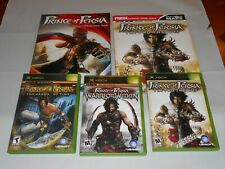 Prince of Persia Game & Strategy Guide Bundle for Original Xbox