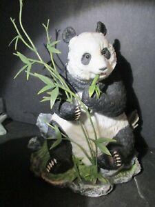 "MARURI STUDIO ""THE IMPERIAL PANDA"" PORCELAIN BRONZE #234/3500 T5 PV"
