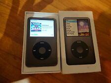 Apple iPod Classic 7th Génération noir (160 Go) - Coffret