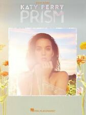 KATY PERRY - Prism PVG Book *NEW* Sheet Music, Lyrics, Piano, Vocal, Guitar