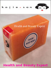 GENUINE KOJIE SAN Kojic Acid Soap Skin Whitening Lightening For Acne U.K. Stock