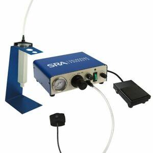 Solder Paste and Fluid Dispenser SRA #105 with 10cc  Syringe