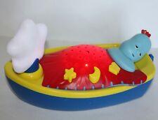 En THE NIGHT GARDEN Igglepiggle Bedtime Boat Noche Luz Lámpara Toy-Iggle Piggle
