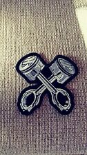 Huge Crossed Pistons Patch, HARLEY, biker 1%er, Support Outlaws MC 15