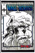 Trent Kaniuga Comics - Hall of Heroes Present Dead Bolt - #1 Aug 1993