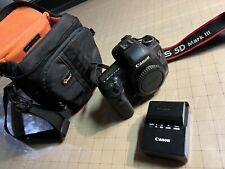 New listing Canon Eos 5D Mark Iii 22.3 Mp Digital Slr Camera - Black (Body Only)