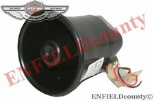 NEW ELECTRONIC SIREN LOUD TONE HORN 125DB CAR JEEP VEHICLE @ ECspares