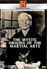 History Channel - Mystic Origins Of The Martial Arts (DVD, 2005) - Region 4