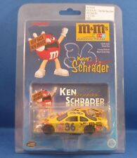 KEN SCHRADER #36 M&M'S KEEP BACK NEW DRIVER 2000 1:64 LIMITED ED. ONE OF 17,928