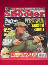SPORTING SHOOTER - TEACH YOUR KIDS TO SHOOT - July 2005 # 21