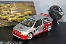 UNIVERSAL HOBBIES RENAULT CLIO SPORT TROPHY J. POLICAND COBRA MINT BOXED