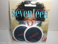 Seventeen Face Makeup Puff Shine Control Compact Pressed Powder Puffs - 12 Total