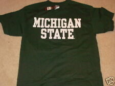 Msu Michigan State Spartans T-Shirt New / Tag sz. Large