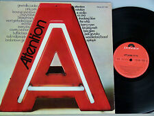 Attention 71/72 - Kin Ping U, ex ovo, Wonderland, Epitaph d-1972 POLYDOR 2371226