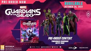 Marvel's Guardians Of The Galaxy (Xbox One X)  PRE-ORDER Inc Steelbook And Dlc