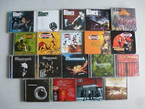 "CD-PAKET ""19 x SCANDINAVIAN ROCK"" Konvolut Bundle The Bones Backyard Babies Glam"