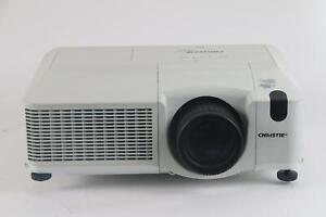 Christie LX400 LCD Multimediale Proiettore Con senza Marca Tipo 4 Lente