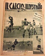 Calcio-Il Calcio Illustrato N°38 del 18/09/19846-Calendario Ritagliabile- 16 pag