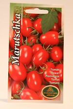 Heirloom Red Cherry Plum Marutschka Lycopersicon esculentum Tomato seeds, Томат