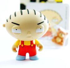 "Kidrobot X Family Guy Stewie Griffin 3"" Vinyl Art Teddy Bear"