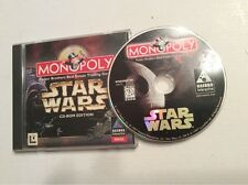 Monopoly Star Wars (PC, 1997) (Win 95) FREE Shipping