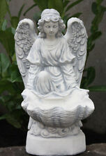 Angel with Bowl Heavenly Prayer Frost Proof New Decoration Christmas po-901