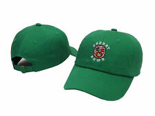 Golf Wang Cherry Bomb Embroidered Hat Baseball Cap strapback green