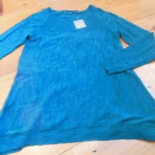 New! KNITTED & KNOTTED (Anthropologie) Medium M Green Knit Sweater