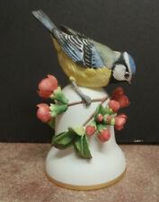 Frankin Mint Bird Bell - The Blue Tit - 1981