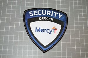 Mercy Hospitals Missouri Security Officer Patch (B17-7)