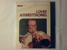 LOUIS ARMSTRONG L'album di 3mc ITALY NUOVE UNPLAYED!!!