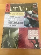 30-Day Drum Workout : An Exercise Plan for Drummers by Pete Sweeney