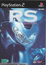 RIDING SPIRITS for Playstation 2 PS2 - with box & manual - PAL