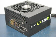 "Corsair 75-002016 CX430M 430W Modular ATX Power Supply ""No Cables"""