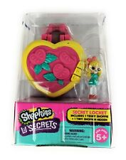 Shopkins Lil' Secrets SECRET LOCKET (Pizza Paradise Secret Locket)