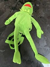 Kermit the Frog backpack - excellent condition