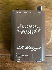 Lr Baggs Feedback Master Preamp