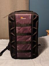 Lowepro DroneGuard BP 400 Camera Backpack (Black/Fract) – MINT
