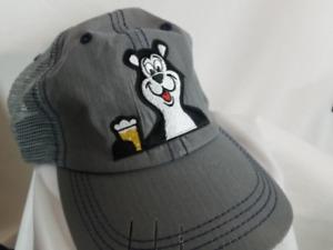 New Hamm's Bear Retro Cap Hat Beer