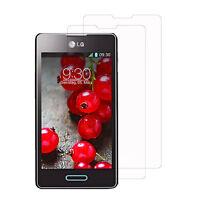 Accessoires Lot Pack Films Protection d'ecran pour LG Optimus L5 II E460