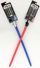 Hasbro Star Wars 2-pack Rojo Darth Vader + Azul Luke Skywalker Básico Sable