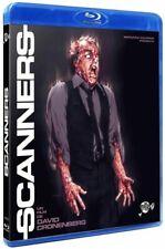 Blu Ray : Scanners 1 - NEUF