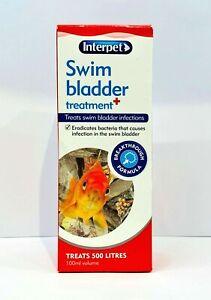 Interpet Swim Bladder Treatment 100ml