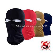 510e14ff3f Lightweight Balaclava Neck Warmer Tube Face Mask Bandana SAS Style Army Ski  Hat
